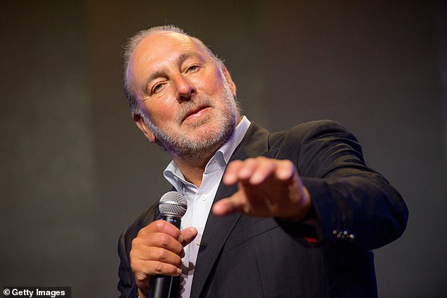 Brian Houston, has stepped down from the church's board after being charged with concealing his late father's sex offenses