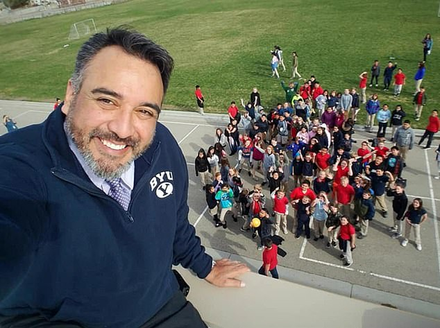 Idaho principal Javier Castaneda, 48, of Heritage Community Charter School died on Wednesday after contracting COVID-19