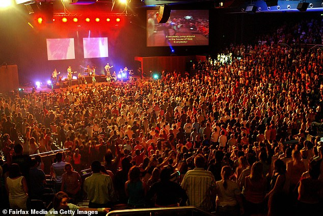 The controversial Hillsong church is facing fresh accusations after a woman came forward alleging she was sexually abused after a bible study class