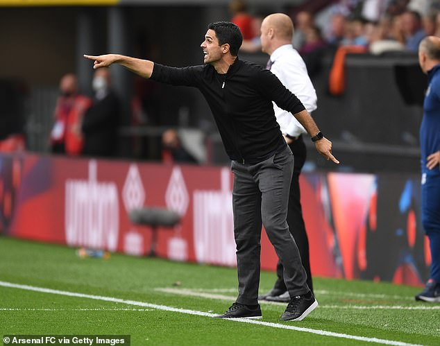 Mikel Arteta has seen a fair few players plummet from heights since his arrival at the club