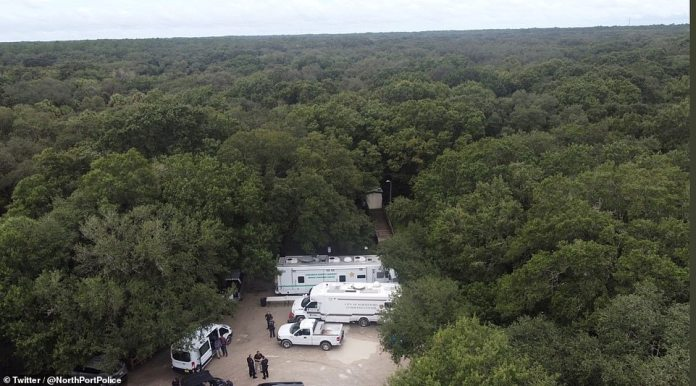 On Saturday, Laundrie vanished and more than 50 law enforcement officers are now using bloodhounds, drones and 4x4 vehicles are searching for her boyfriend Brian Laundrie in a vast and swampy Florida woodland reserve