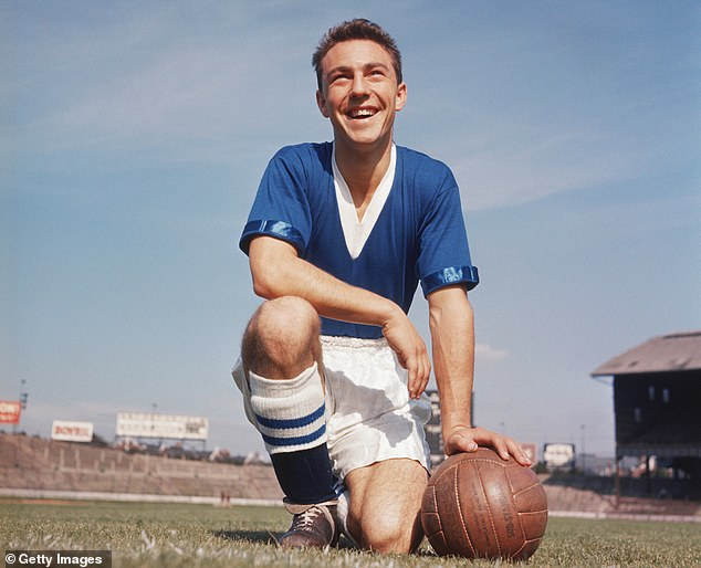 Greaves' MBE arrived in January but it was too little, too late - he should have been Sir Jimmy