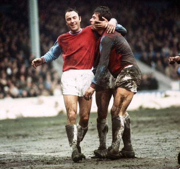 Greaves was in the early stages of alcoholism when he left Spurs to join West Ham in 1970