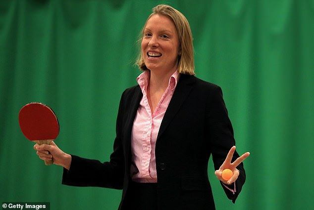 Surprise among British sports federations after reshuffle after Tracy Crouch was overlooked