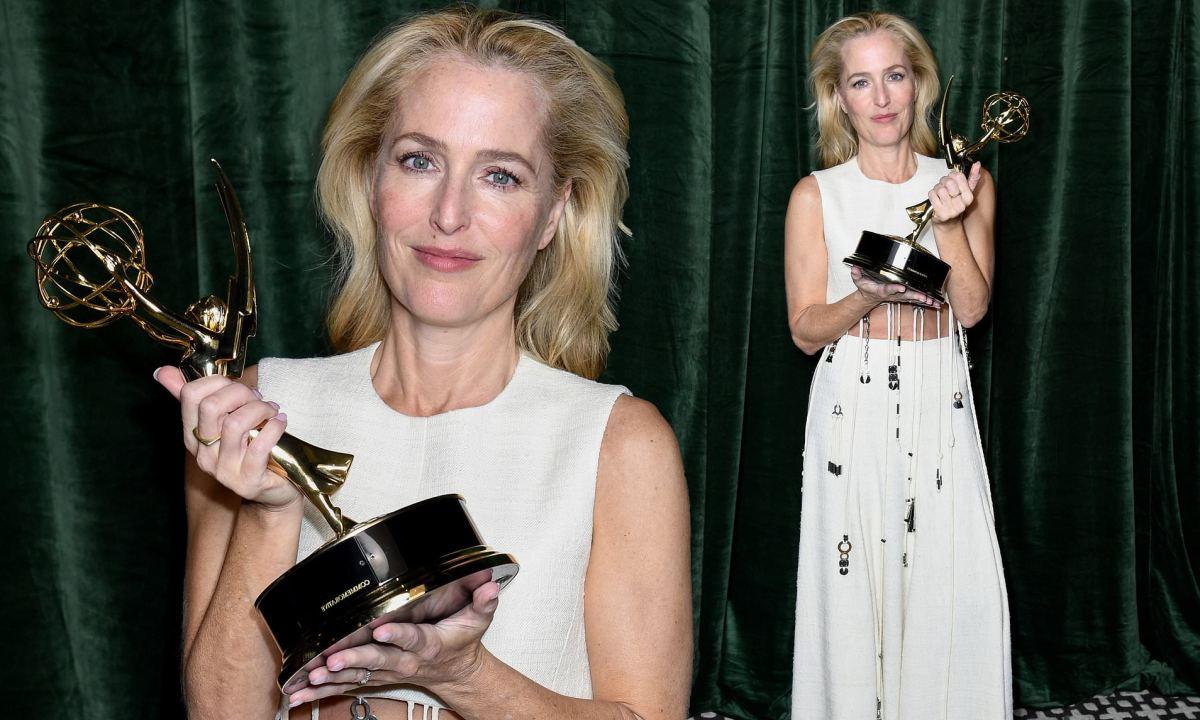 Crown Emmy Awards