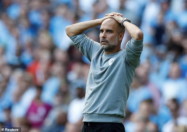 Pep Guardiola says he will play youngster alongside Wycombe in City's Carabao Cup