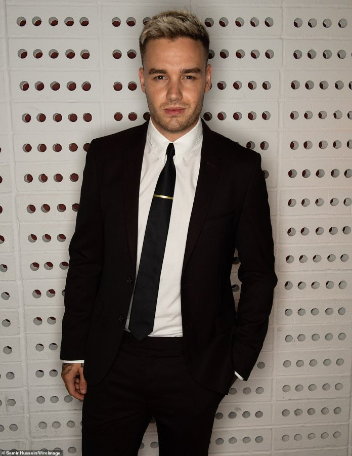 The Main Man: One Direction singer (pictured) bought the five-bedroom mansion in March 2015, shortly before the former X Factor judge moved in.
