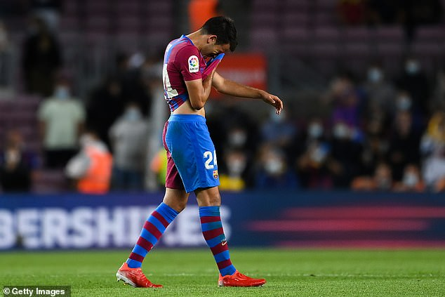 Barcelona are now seventh in LaLiga after a disappointing draw against Andalusian
