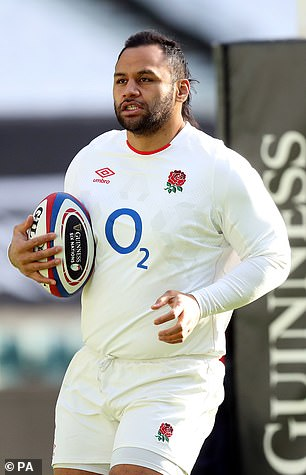 Billy Vunipola was one of several senior stars left out of the team