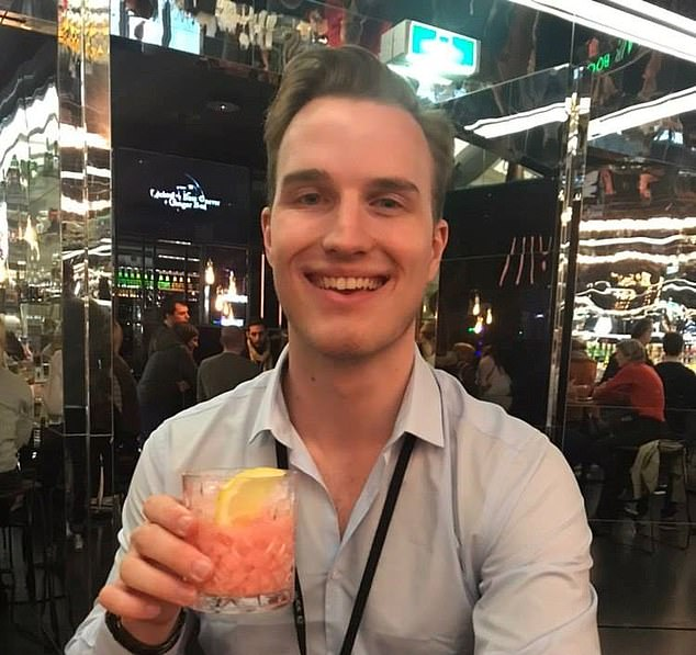 Harrison Mclean, a Monash University graduate and former cheerleader, runs the 'Melbourne Freedom Rally' Telegram channel used to mobilise riotsthat turned the city into a battleground