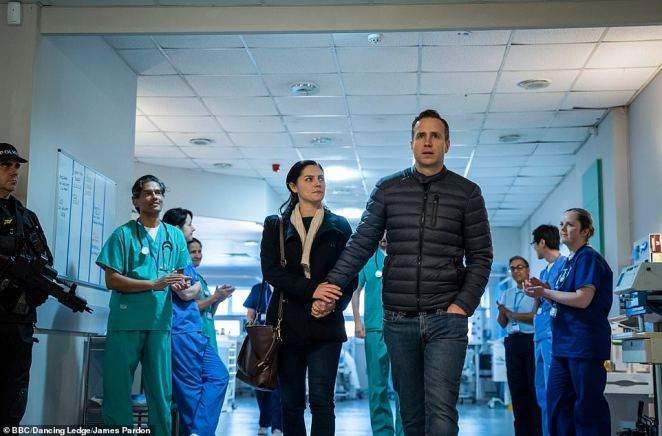 A three-part drama series about the poisonings was aired on BBC One last June starring Rafe Spall as Nick Bailey