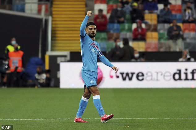 Lorenzo Insigne is finally becoming the Napoli talisman after years of uncertainty and hiding