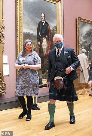 The Aberdeen Art Gallery underwent a landmark transformation between 2015 and 2019 and re-opened after being closed for five months during lockdown in Aug 2020