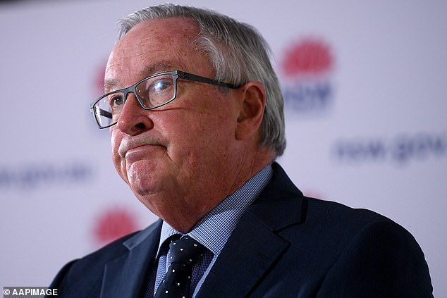 Mr Hazzard said the lockdown would initially be for seven days. Ms Cusack slammed the NSW government and the health minister for repeatedly putting the regions at risk