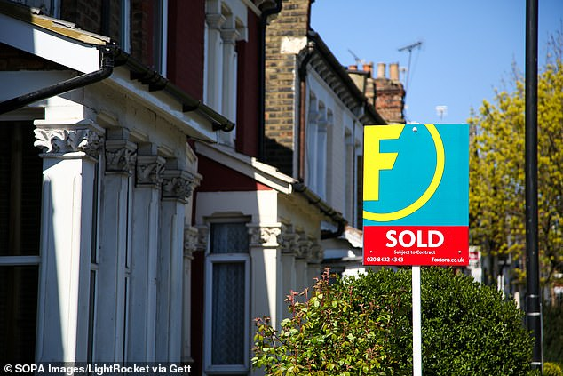 Treasury boost: Treasury raised £12.3bn in stamp duty land tax receipts amid start of stamp duty holiday last July