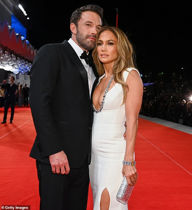 Getting serious: Jennifer Lopez and Ben Affleck 'plan on spending the holidays together.' Seen in September 2021