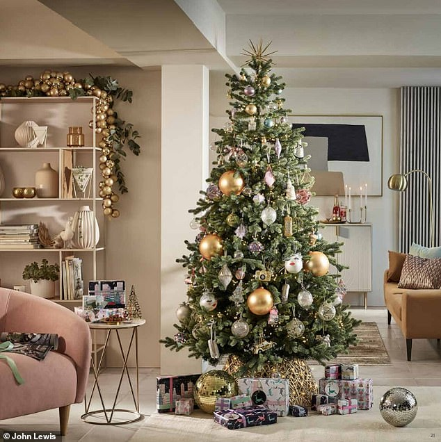 The Lux City Idea celebrates 'cities and their magnificent architecture'.  According to Jason Billings-Cray, Christmas Buyer for John Lewis