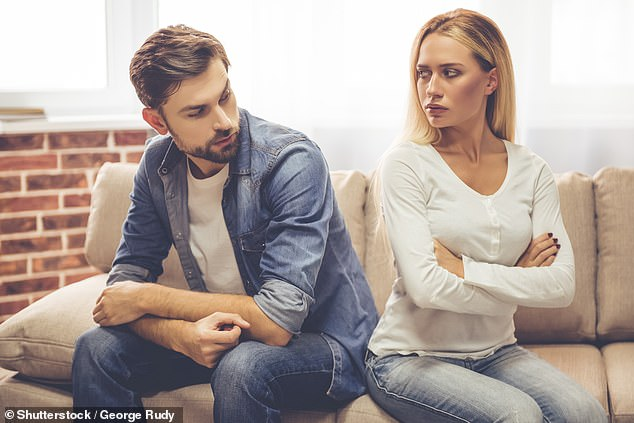 An unnamed American father-of-two revealed he canceled streaming subscriptions and told his stay-at-home wife that she needed to get a job if she wanted them back (stock pic)