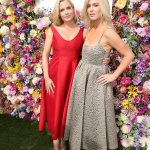 Lady Amelia and Lady Eliza Spencer, 29, pile on the glamour at Dior event in Dusseldorf 💥👩💥💥👩💥