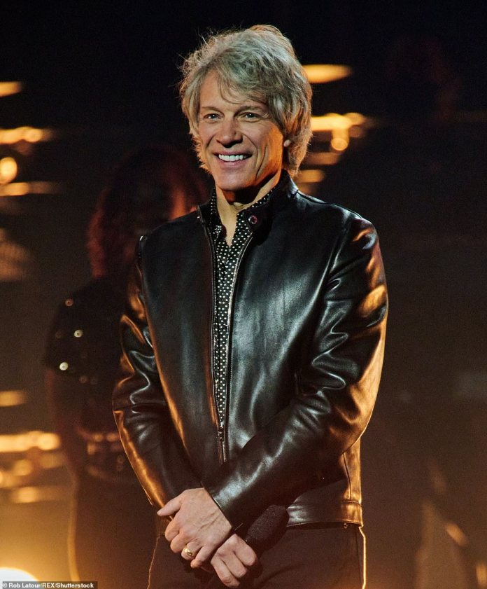 Veteran supporter: Jon Bon Jovi wins special international award with Apple Music