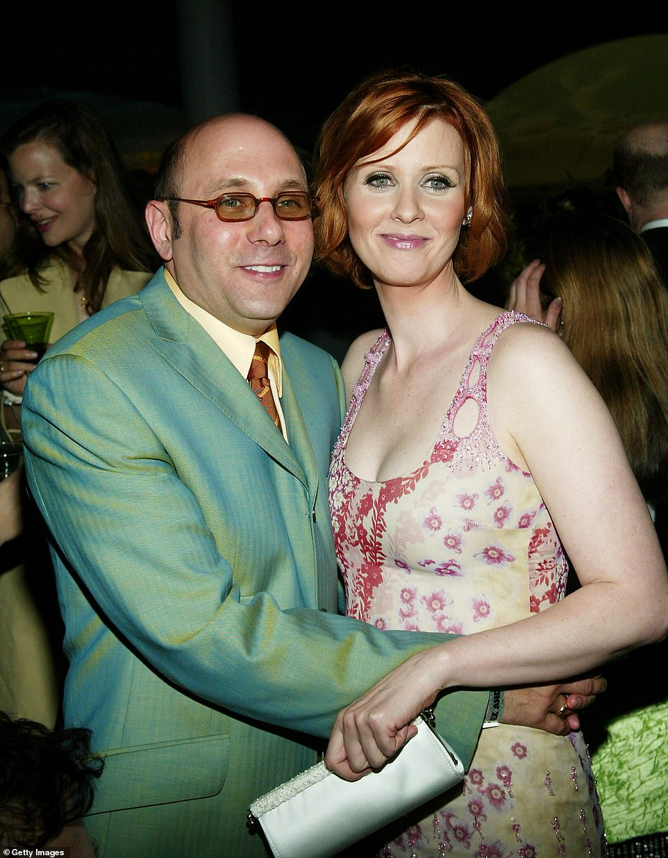 , Sex and the City star Willie Garson dead at 57 after 'cancer battle', The Evepost BBC News