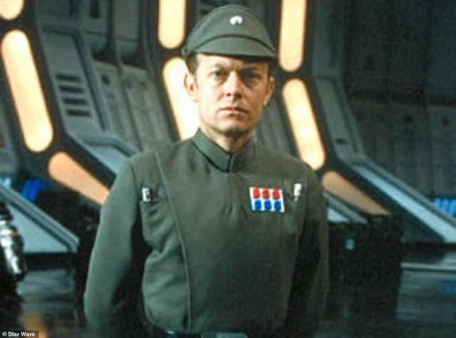 Others said the diagonal front of the Space Force dress uniform looks like the uniforms worn by the evil Empire in Star Wars