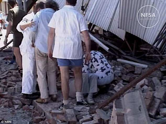 The 1989 Newcastle earthquake measured a magnitude 5.6 but was so deadly because it was close to the city and the fault ran straight to the city, where buildings were constructed on soft sediment