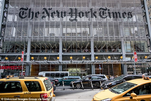 The New York Times has yet to respond to Trump's lawsuit, but is no stranger to his legal threats
