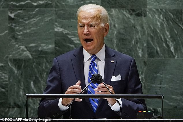 Biden's latest approval rating in Iowa reflects the state's attitude toward handling both Afghanistan and the COVID-19 pandemic