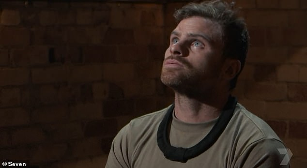 Tears:Heath Shaw was overcome with emotion as he discussed his attention deficit/hyperactivity disorder (ADD) diagnosis on Wednesday's SAS Australia