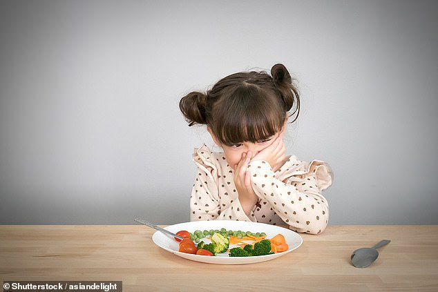 Chemicals in children's mouths may be behind their dislike of broccoli, cauliflower and sprouts, according to a new study on Brassica vegetables.  stock image