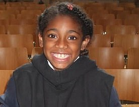 Pictured: Nine-year-old Ella Kissey-Debrah