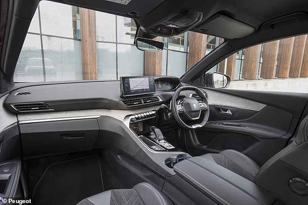 The judges also praised the 5008's spacious and classy interiors and impressive refinements