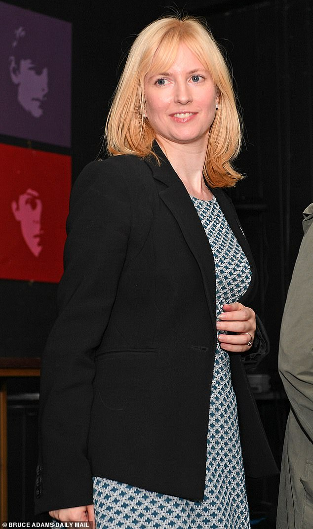 Labor MP Rosie Duffield has also landed in hot water.  He has been advised to stay away from his party's convention later this week for fear of his safety.  She was branded transphobic by saying that only women have a cervix and that it may not be suitable for people with male bodies to enter only female spaces as women.