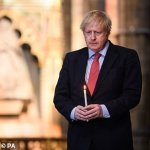 Boris Johnson: World leaders can tackle climate change and 'blow out the candles of a world on fire' 💥👩💥