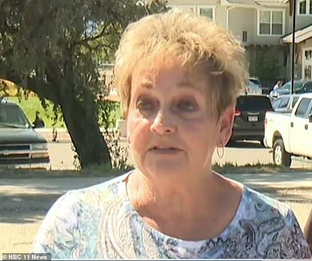 Place's daughter Donna Golden told KCCO that the director of the assisted living facility told the family that she went into the courtyard between 2 and 2.30 p.m. that day, and was not found until 8.30 that evening.