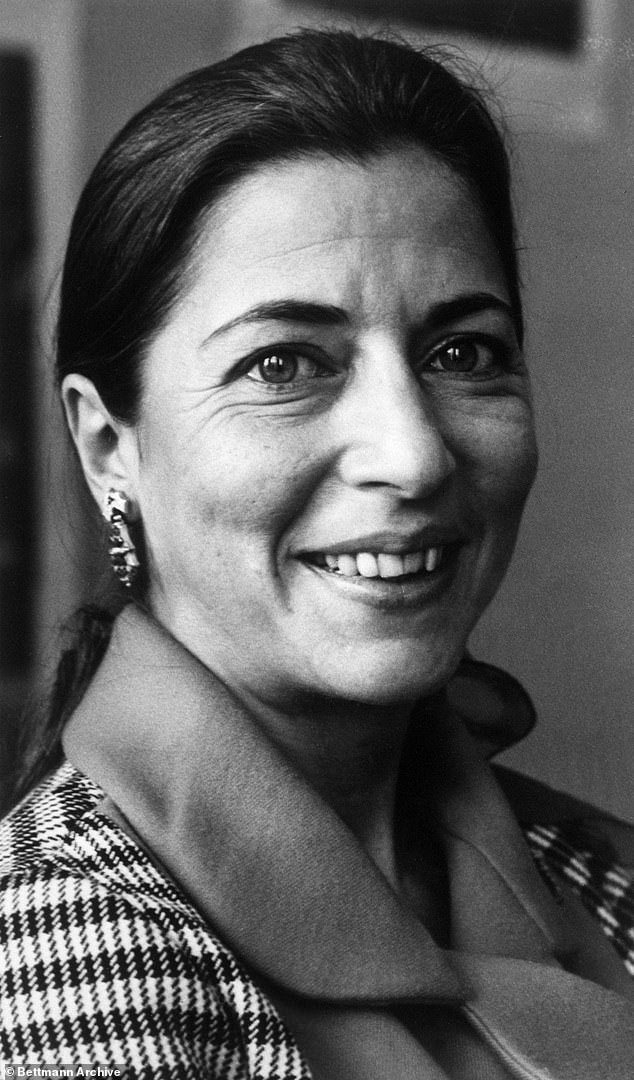Ruth Bader Ginsberg, pictured in 1977, worked with the American Civil Liberties Union to fight for the rights of American women, including the right to abortion.
