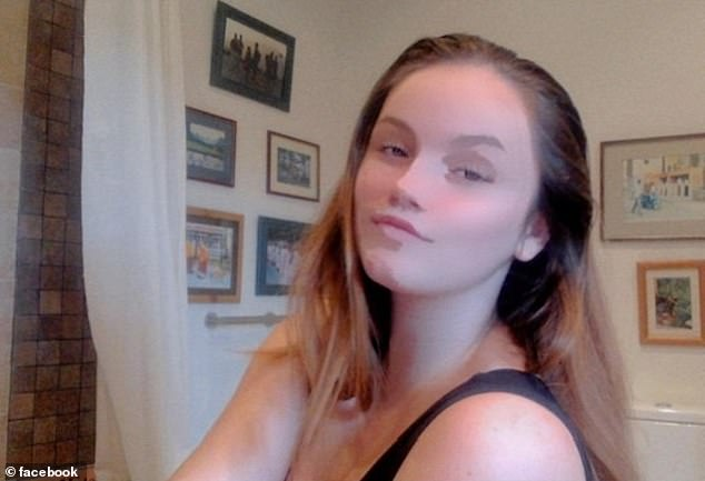 Emina Ilora Alice Winterbottom was last seen in Palma on August 31, with her parents reporting that she never returned home (pictured: a Facebook post dated April 4)