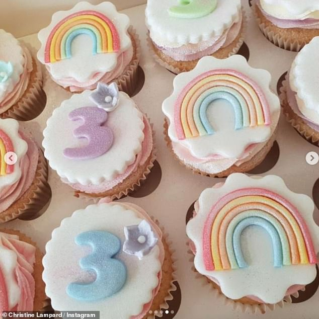 , Christine and Frank Lampard's daughter Patricia's rainbow-themed 3rd birthday 'comes to life', The Today News USA