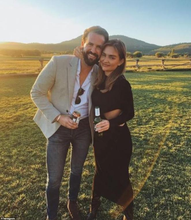 Angelo, a photographer, was with her boyfriend, financial adviser Matthew England, when they traveled to Wyoming for a wedding in late August