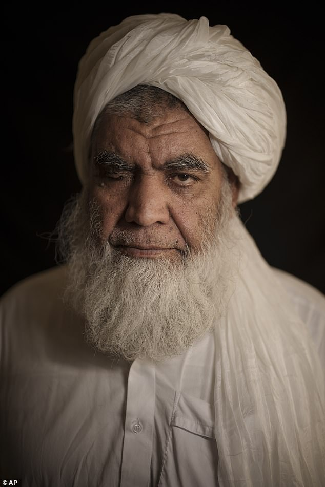 The one-eyed, one-legged founder of the Taliban Mullah Nooruddin Turabi warned today the regime will bring back executions and amputations for thieves - though they may not be held in public