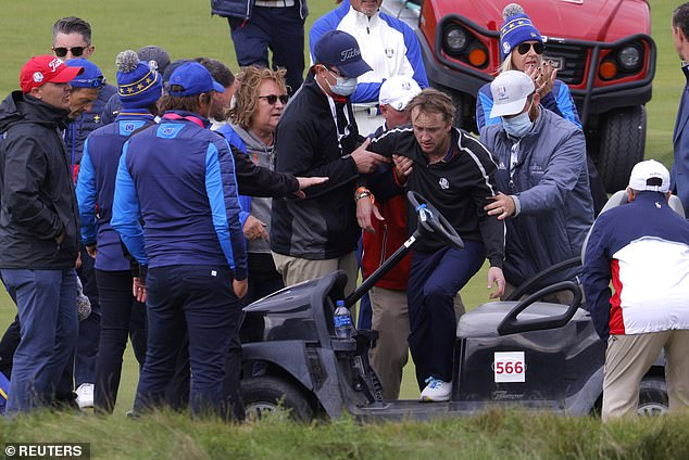 , Fears for Harry Potter actor Tom Felton as he collapses during celebrity round of golf, The Today News USA