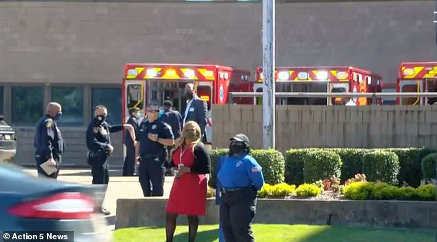, Multiple people injured in mass shooting at Kroger store in Memphis, The Today News USA