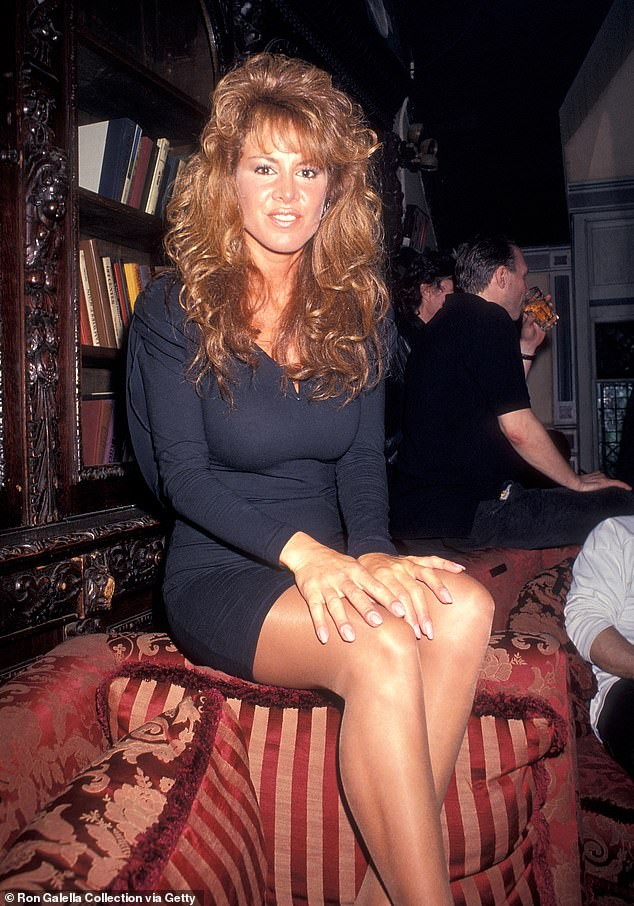 Shockingnewspaper reports revealed that $279,000 had come out of the ministry's coffers to pay off Jessica Hahn (pictured), a church secretary who claimed Bakker and another evangelist, John Wesley Fletcher, had drugged and raped her when she was 21