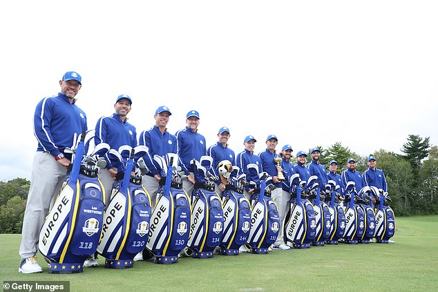 , Dad's Army vs US Young Guns: Europe's old stagers can spike this American artillery at the Ryder Cup, The Today News USA