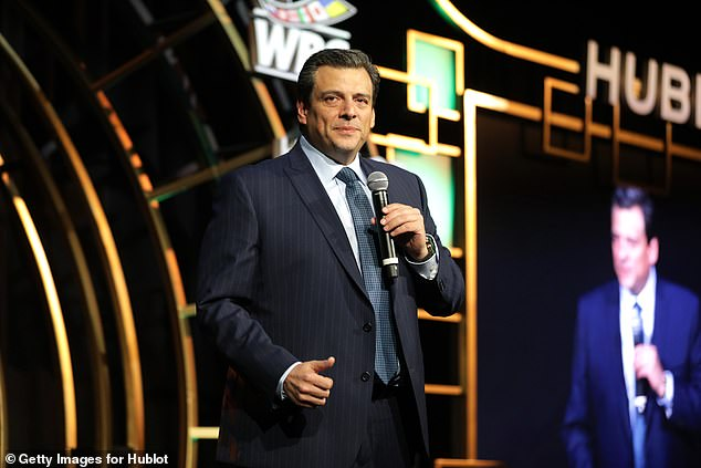 Boxing is currently suffering from a chaotic landscape governed by four bodies - including the WBC, led by president Mauricio Sulaiman