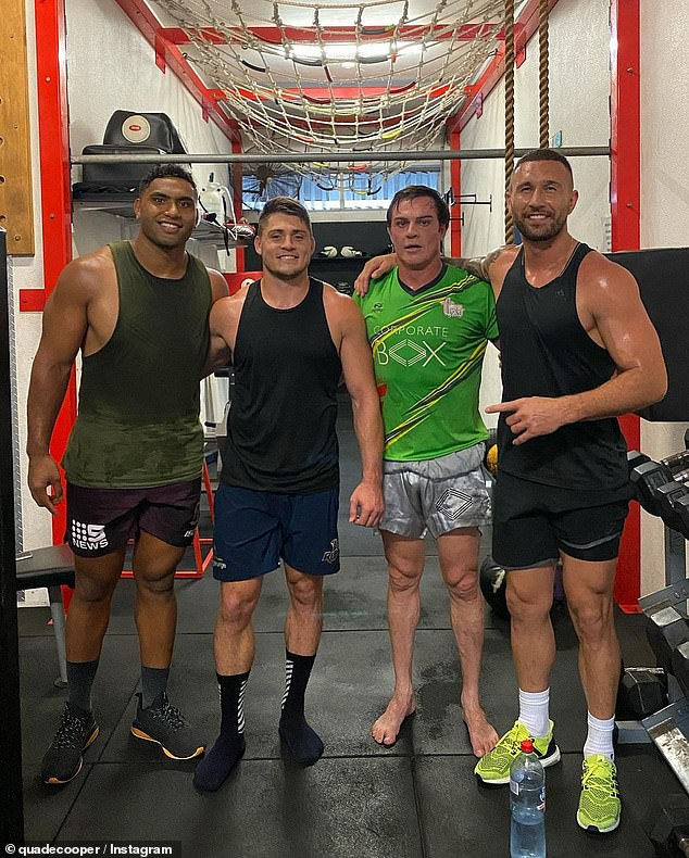 , NRL Finals 2021: Tevita Pangai Junior opens up about his relationship with Quade Cooper, The Today News USA