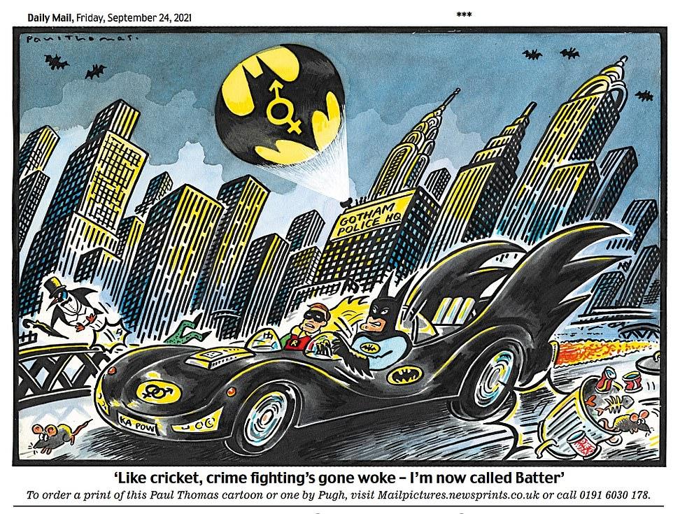 , PAUL THOMAS on… superheroes, The Today News USA