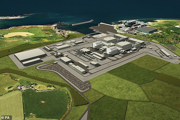 , Kwasi Kwarteng 'backs new nuclear power plant in Wales', The Today News USA
