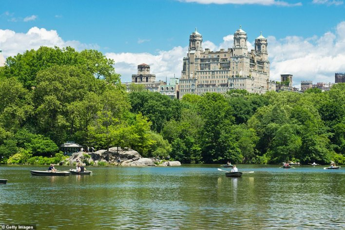 Meghan Markle and Prince Harry will join the star-studded set of artists, celebrities and world leaders for the concert in Central Park (above)